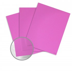 Glo-Tone Purple Light Card Stock - 23 x 35 in 65 lb Cover Vellum  100% Recycled 700 per Carton