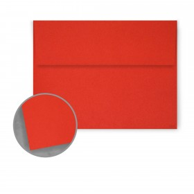 Glo-Tone Red Light Envelopes - A1 (3 5/8 x 5 1/8) 60 lb Text Vellum 100% Recycled  250 per Box
