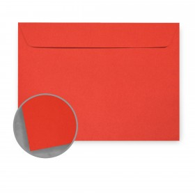 Glo-Tone Red Light Envelopes - No. 6 1/2 Booklet (6 x 9) 60 lb Text Vellum 100% Recycled 500 per Carton