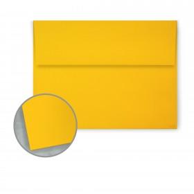 Glo-Tone Shocking Yellow Envelopes - A1 (3 5/8 x 5 1/8) 60 lb Text Vellum 100% Recycled  250 per Box