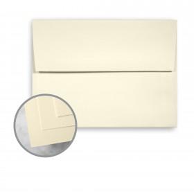 HOWARD Linen Lively Ivory Envelopes - A6 (4 3/4 x 6 1/2) 70 lb Text Linen  30% Recycled 250 per Box