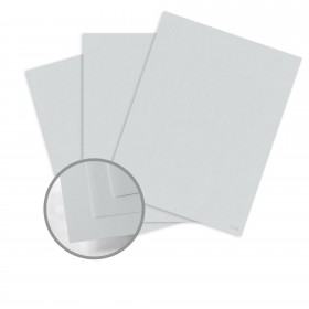 kaBoom! Gray Gust Cardstock - 8 1/2 x 11 in 65 lb Cover Smooth 250 per package