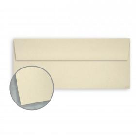 Kraft-Tone Index Off-White Kraft Envelopes - No. 10 Square Flap (4 1/8 x 9 1/2) 70 lb Text Vellum  100% Recycled 500 per Box
