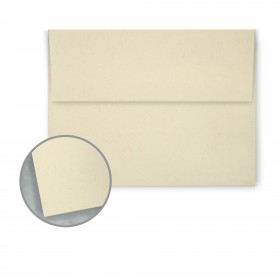 Kraft-Tone Index Off-White Kraft Envelopes - A6 (4 3/4 x 6 1/2) 70 lb Text Vellum  100% Recycled 250 per Box