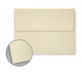 Kraft-Tone Index Off-White Kraft Envelopes - A7 (5 1/4 x 7 1/4) 70 lb Text Vellum  100% Recycled 250 per Box