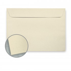 Kraft-Tone Index Off-White Kraft Envelopes - No. 6 1/2 Booklet (6 x 9) 70 lb Text Vellum  100% Recycled 500 per Carton