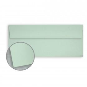 Kraft-Tone Ledger Green Kraft Envelopes - No. 10 Square Flap (4 1/8 x 9 1/2) 70 lb Text Vellum  100% Recycled 500 per Box