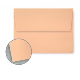 Kraft-Tone Memo Orange Kraft Envelopes - A2 (4 3/8 x 5 3/4) 70 lb Text Vellum  100% Recycled 250 per Box
