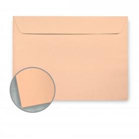 Kraft-Tone Memo Orange Kraft Envelopes - No. 6 1/2 Booklet (6 x 9) 70 lb Text Vellum  100% Recycled 500 per Carton