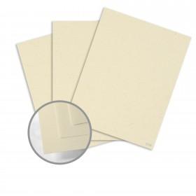 Kraft-Tone Index Off-White Kraft Card Stock - 26 x 40 in 100 lb Cover Vellum  100% Recycled 400 per Carton