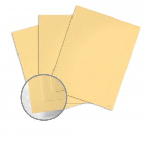 Kraft-Tone Manila Yellow Kraft Card Stock - 26 x 40 in 100 lb Cover Vellum  100% Recycled 400 per Carton