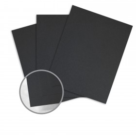 Kraft-Tone Standard Black Kraft Card Stock - 26 x 40 in 100 lb Cover Vellum  100% Recycled 400 per Carton