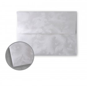 Kromekote Jade White Envelopes - A2 (4 3/8 x 5 3/4) 74 lb Text Brush C/1S 250 per Box