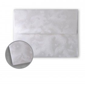 Kromekote Jade White Envelopes - A6 (4 3/4 x 6 1/2) 74 lb Text Brush C/1S 250 per Box