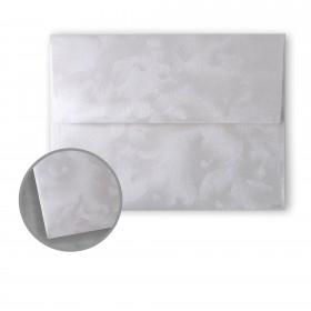 Kromekote Jade White Envelopes - A6 (4 3/4 x 6 1/2) 74 lb Text Brush C/1S 250 per Box