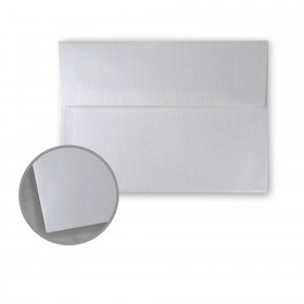 Kromekote Jade White Envelopes - A2 (4 3/8 x 5 3/4) 74 lb Text Linen C/1S 250 per Box