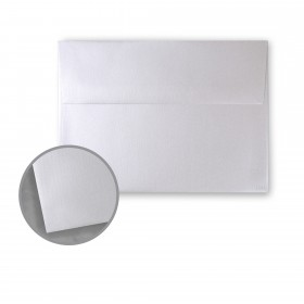Kromekote Jade White Envelopes - A2 (4 3/8 x 5 3/4) 74 lb Text Pinweave C/1S 250 per Box