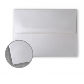 Kromekote Jade White Envelopes - A6 (4 3/4 x 6 1/2) 74 lb Text Pinweave C/1S 250 per Box