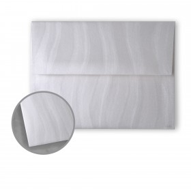 Kromekote Jade White Envelopes - A6 (4 3/4 x 6 1/2) 74 lb Text Wave C/1S 250 per Box
