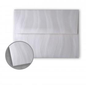 Kromekote Jade White Envelopes - A6 (4 3/4 x 6 1/2) 74 lb Text Wave C/1S 250 per Box