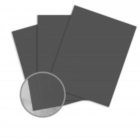 Basis Antique Vellum Grey Paper - 8 1/2 x 11 in 70 lb Text Vellum 25 per Package