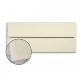 Basis Antique Vellum Natural Envelopes - No. 10 Regular (4 1/8 x 9 1/2) 70 lb Text Vellum - 25 per Box