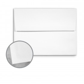 Basis Antique Vellum White Envelopes - A2 (4 3/8 x 5 3/4) 70 lb Text Vellum - 250 per Box