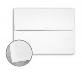 Basis Antique Vellum White Envelopes - A9 (5 3/4 x 8 3/4) 70 lb Text Vellum - 25 per Box