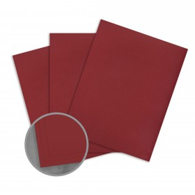 Loop Antique Vellum Chili Paper - 26 x 40 in 110 lb Cover DT Antique Vellum  50% Recycled 250 per Carton