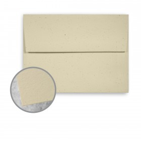 Loop Antique Vellum Husk Envelopes - A6 (4 3/4 x 6 1/2) 80 lb Text Antique Vellum  100% Recycled 250 per Box