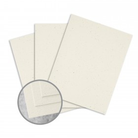 Loop Antique Vellum Milkweed Paper - 25 x 38 in 100 lb Text Antique Vellum  100% Recycled 750 per Carton