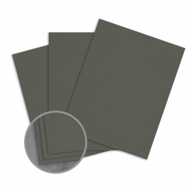 Loop Feltmark Urban Gray Card Stock - 26 x 40 in 110 lb Cover Feltmark  50% Recycled 300 per Carton