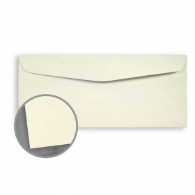 Loop Smooth Gypsum Envelopes - No. 10 Commercial (4 1/8 x 9 1/2) 24 lb Writing Smooth  100% Recycled 500 per Box