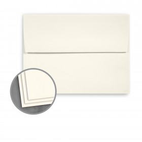 Loop Smooth Milkweed Envelopes - A6 (4 3/4 x 6 1/2) 70 lb Text Smooth  100% Recycled 250 per Box