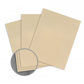 Loop Smooth Sandstone Paper - 25 x 38 in 70 lb Text Smooth  100% Recycled 1000 per Carton