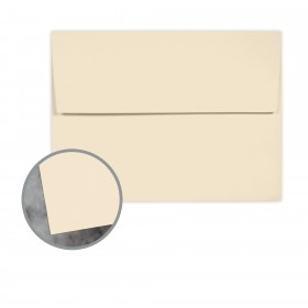 Manila File Buff Envelopes - A9 (5 3/4 x 8 3/4) 70 lb Text Extra Smooth 25 per Box