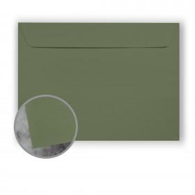 Manila File Green Envelopes - No. 9 1/2 Booklet (9 x 12) 70 lb Text Extra Smooth 500 per Carton