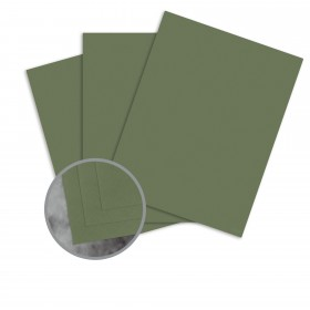 Manila File Green Paper - 8 1/2 x 11 in 70 lb Text Extra Smooth 200 per Package