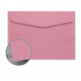 Manila File Mauve Envelopes - No. 6 1/2 Booklet (6 x 9) 70 lb Text Extra Smooth 500 per Carton
