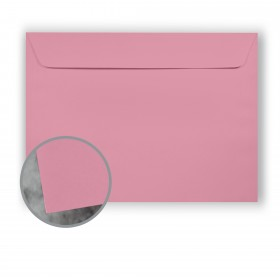 Manila File Mauve Envelopes - No. 9 1/2 Booklet (9 x 12) 70 lb Text Extra Smooth 500 per Carton