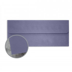 Manila File Purple Envelopes - No. 10 Square Flap (4 1/8 x 9 1/2) 70 lb Text Extra Smooth 25 per Box