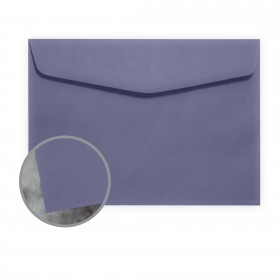 Manila File Purple Envelopes - No. 6 1/2 Booklet (6 x 9) 70 lb Text Extra Smooth 500 per Carton