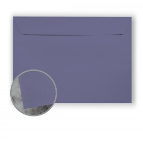 Manila File Purple Envelopes - No. 9 1/2 Booklet (9 x 12) 70 lb Text Extra Smooth 500 per Carton