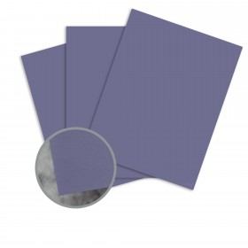 Manila File Purple Card Stock - 8 1/2 x 11 in 80 lb Cover Extra Smooth 100 per Package