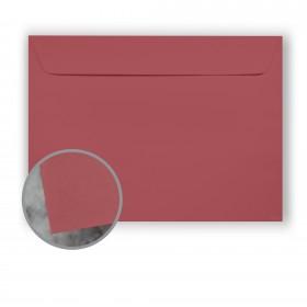Manila File Red Envelopes - No. 9 1/2 Booklet (9 x 12) 70 lb Text Extra Smooth 500 per Carton