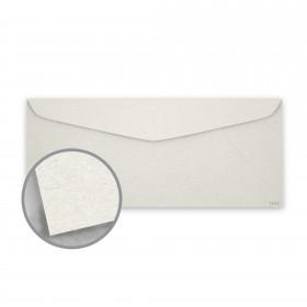 Keaykolour Chalk Envelopes - No. 10 Commercial (4 1/8 x 9 1/2) 80 lb Text Vellum 100% Recycled 500 per Box