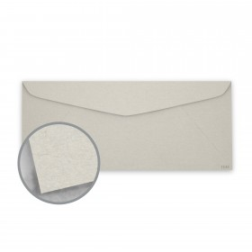 Keaykolour Cobblestone Envelopes - No. 10 Commercial (4 1/8 x 9 1/2) 80 lb Text Vellum 500 per Box