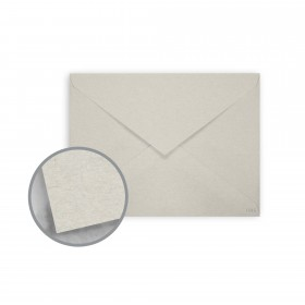 Keaykolour Cobblestone Envelopes - No. 6 Baronial (4 3/4 x 6 1/2) 80 lb Text Vellum 250 per Box