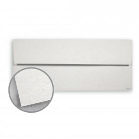 Keaykolour Grey Fog Envelopes - No. 10 Square Flap (4 1/8 x 9 1/2) 80 lb Text Vellum 500 per Box