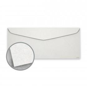 Keaykolour Grey Fog Envelopes - No. 10 Commercial (4 1/8 x 9 1/2) 80 lb Text Vellum 500 per Box